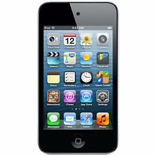 iPod Touch 4th Generation 8GB Black MP3 PLAYER 90 Days Warranty Brand New Sealed