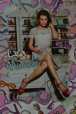 LEA MICHELE - A3 Poster (ca. 42 x 28 cm) - Glee Clippings Fan Sammlung NEU