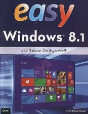 Easy Windows 8.1, Soper, Mark Edward, Good Book