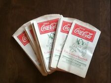 10 Old Coca Cola No Drips Rocking Chair Coke Dry Servers Vintage Old