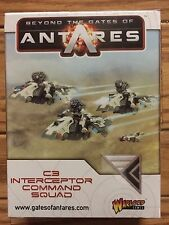Beyond The Gates Of Antares: Concord C3 Interceptor Command Squad