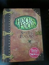 New Rare Hallmark Halloween Talking Candy Box Book Hocus Pocus Spells & Potions