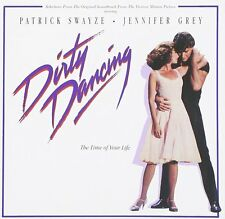 DIRTY DANCING ( NEW SEALED CD ) ORIGINAL MOTION PICTURE FILM SOUNDTRACK