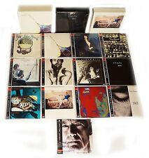 Peter Hammill & VDGG - 21 Mini LP CD Japan 2007/5 + Promo-Boxes + Bonus RARE OOP