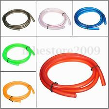 Motorcycle 1M Petrol Fuel Line Hose Gas Oil Pipe Tube 5' I/D 8' O/D Polyurethan