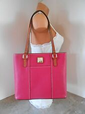 New DOONEY & BOURKE Small LEXINGTON Shopper Shoulder Bag NWT $198 STRAWBERRY