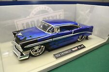 Jada Toys 1:18 Dub City Old School 1956 Chevrolet Bel Air #90331
