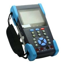 "HVT-2623T 3.5"" LCD CCTV POE Visual Fiber TDR Tester DVR PTZ Digital Multimeter"