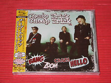 CHEAP TRICK Bang Zoom Crazy Hello with Bonus Track (TOTAL 13TRACKS) JAPAN SHM CD