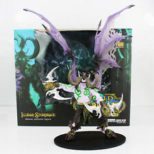 WOW WORLD OF WARCRAFT/ DEMON HUNTER STORMRAGE  ILLIDAN 33 CM/ FIGURE ILLIDAN 13""