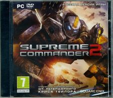 Supreme Commander 2 | PC DVD RUSSIAN