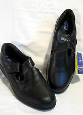 Dr. Scholl's Macy Gel-pac Black Leather Shoes Women's SZ 11 W