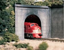 Woodland Scenics #1266 O SCALE - CONCRETE TUNNEL PORTAL - SINGLE TRACK - C1266