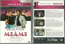 DVD - DEUX FLICS A MIAMI avec DON JOHNSON ( SAISON 1, EPISODES 10 à 12 )