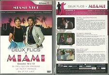 DVD - DEUX FLICS A MIAMI avec DON JOHNSON ( SAISON 1, EPISODES 10 à 12 )