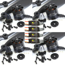 2 Pair EMAX MT2216 810KV CW/CCW Brushless Motor + Emax Blheli 30A Brushless ESC