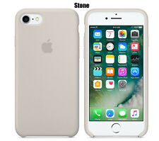 Genuine original apple iphone case Silicone Case Cover for iPhone 6 6s 7 plus