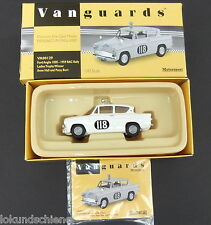 Ford Anglia 105E 1959 RAC Rally  Vanguards  1:43 #3774