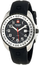Swiss Military Calibre Women's 06-6S1-04-007.7 Sealander Black Rotating Bezel