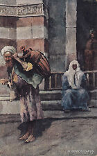 * TURKEY - Constantinople Istanbul - Water Carrier (Henry's Post card) 1921