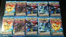 Lot de 4 Booster de 10 carte Pokemon NOBLES VICTOIRES XY ex x Noir et Blanc RARE