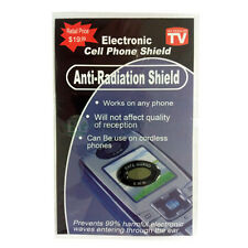 Anti Radiation Protection EMF Shield Cell Phone Smartphone Tablet Home Radio