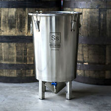 Ss Brewing Technologies 7 Gallon Stainless Steel Brew Bucket Fermenter