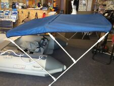 RIB / BOAT BIMINI CANOPIES WITH OVERALL COVER ADJUSTABLE WIDTH 150cm to 170cm