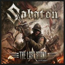 Sabaton The Last Stand  Patch/Aufnäher 602678 #