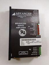 Advanced Motion Controls B30A8P Brushless Servo Motor