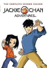 Jackie Chan Adventures: The Complete Second Season (DVD, 2012, 9-Disc Set)