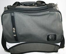 Kenneth Cole mens messenger bag vintage - Grey