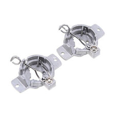 New Auto Car A Pair HID Xenon Bulb Holder Adapters Bases For Mercedes Benz 320