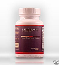 Levodyn #1 Natural Blood Pressure Supplement Health Stabilizer Pills (60 Tabs)