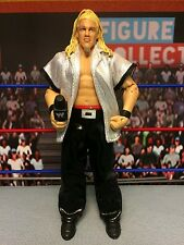 WWE Wrestling Mattel Basic Entrance Greats Series 2 Chris Jericho Figure
