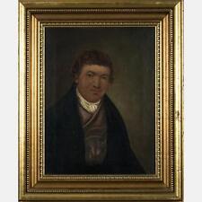 Daniel Orme (c. 1766-1832) Portrait of a Gentleman, Oil on board, Lot 74