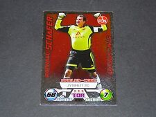 SCHÄFER 1.FCN NÜRNBERG TOPPS MATCH ATTAX PANINI FOOTBALL BUNDESLIGA 2009-2010