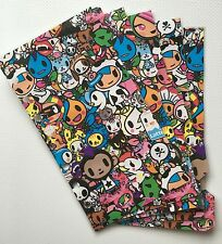 Filofax Personal Planner - Bright & Colourful TOKIDOKI Dividers - Laminated