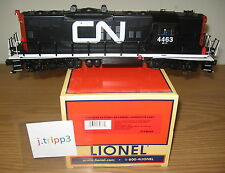 LIONEL 6-34668 CANADIAN NATIONAL LEGACY O SCALE GP-9 DIESEL ENGINE LOCOMOTIVE CN