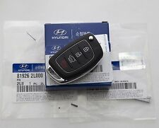 Keyless Entry Remote Control Folding Key For Hyundai Tucson ix35 2011 2012