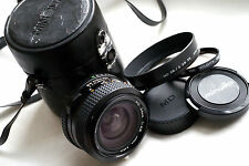 MINOLTA MD  24mm f2.8  for mirrorless cameras  JAPAN  EXCELLENT