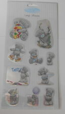 TATTY TED ME TO YOU STICKERS EMBELLISHMENTS FOR CARDS AND CRAFTS -2002