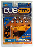2003 Jada DUB CITY Speed Shop Metal Model Kit Toyota Celica Import Racer