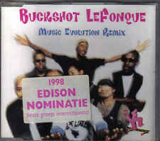 Buckshot Lefongue-Music Evolution Remix cd maxi single