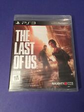 The Last of Us (PS3) NEW