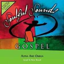 Israel & New Breed - Alpha And Omega - Accompaniment CD New