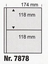 SAFE Compact-Blätter für FDC's, Briefe usw. 10 Stück Art.-Nr. 7878