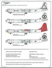Warbird Decals B-36 Peacemaker Decals 1/72 002, 4 Options