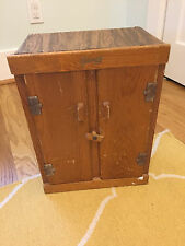 "Vintage Trunk/Case for Vogue ""GINNY"" 8"" Doll E-Z Do Ward-robe Company"