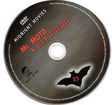 Mr. Moto und der Wettbetrug ( Krimi Klassiker ) mit Peter Lorre, Keye Luke